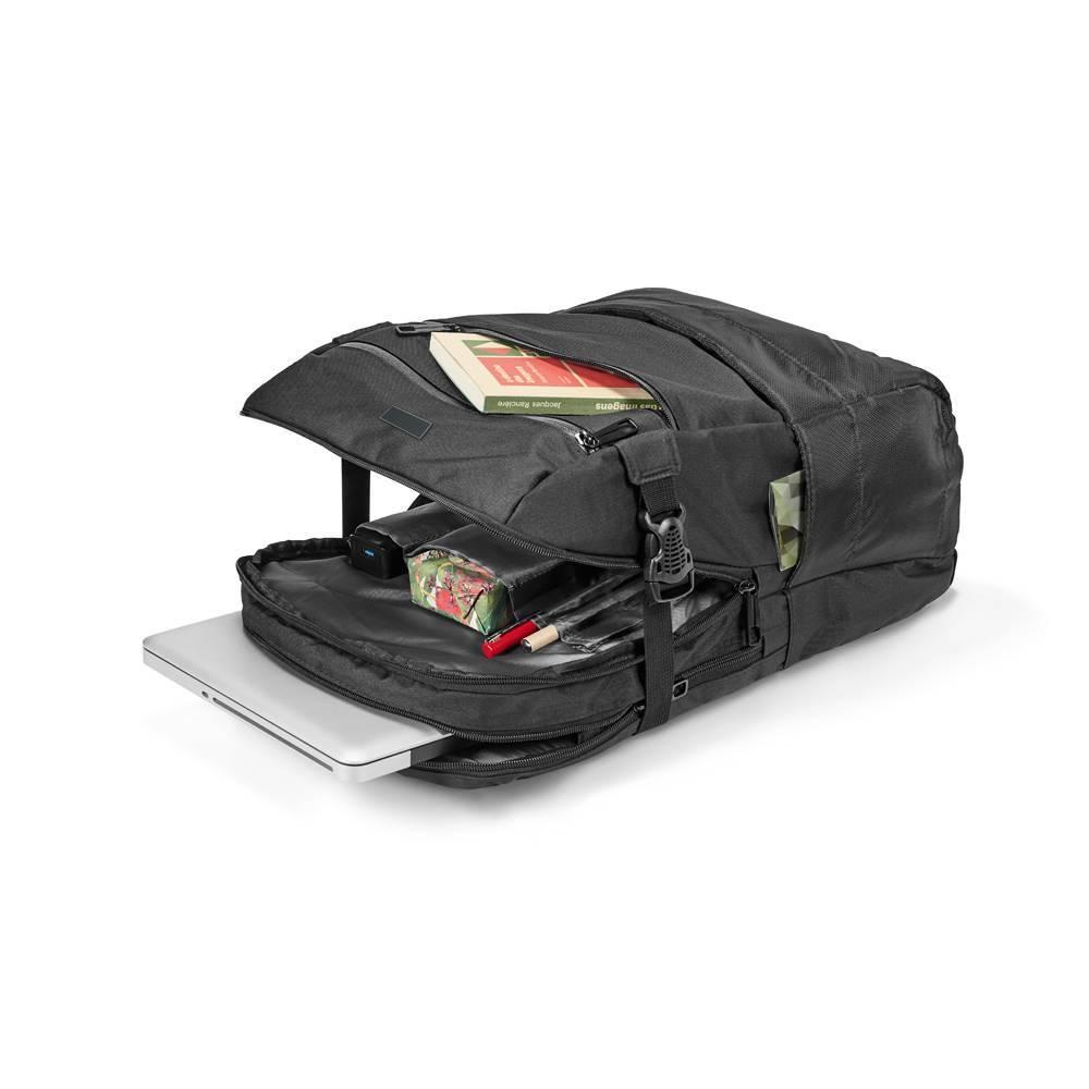 Mochila para notebook 15,6'' Zippers Plate - Hygge Gifts - HYGGE GIFTS