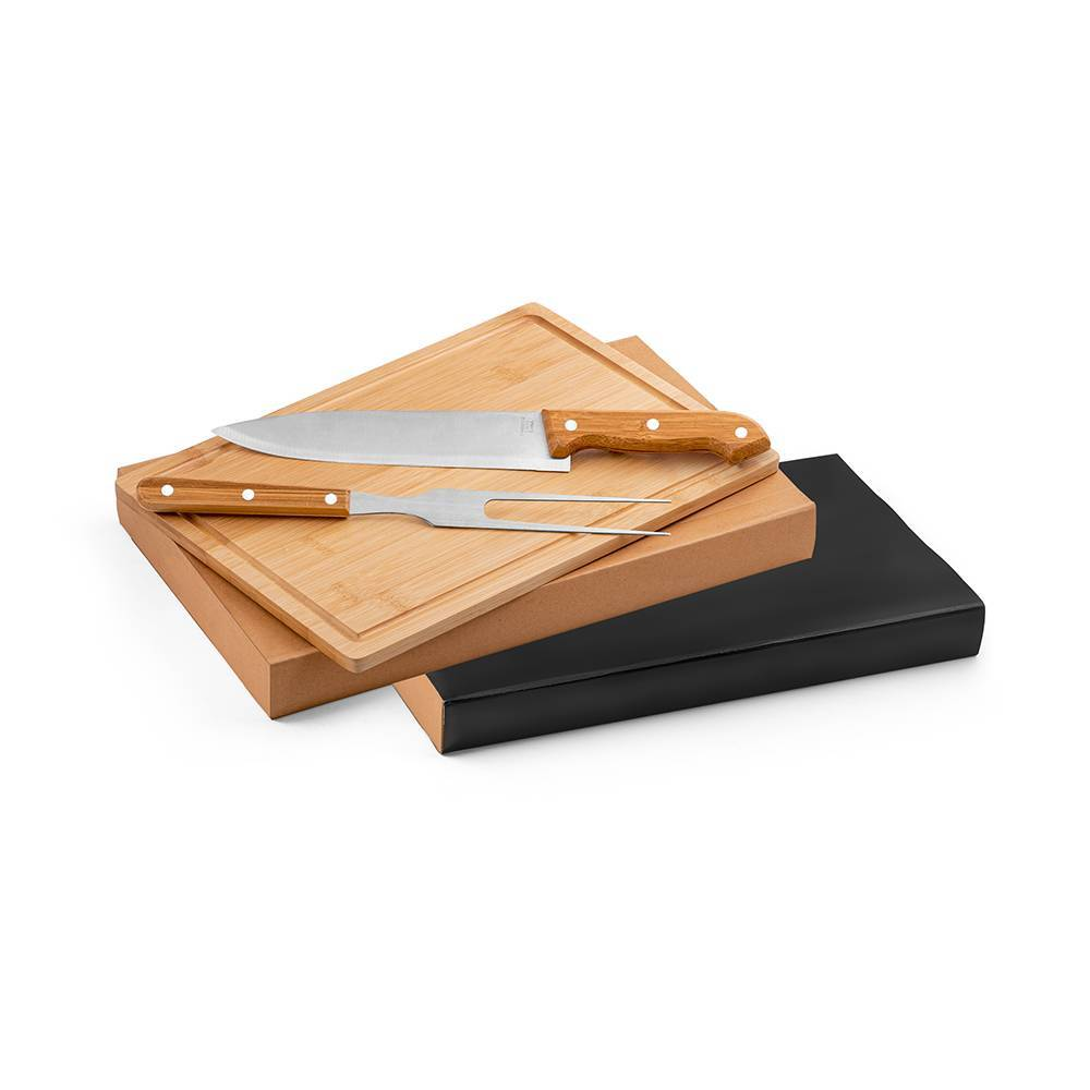 Kit churrasco Alioli Board - Hygge Gifts - HYGGE GIFTS