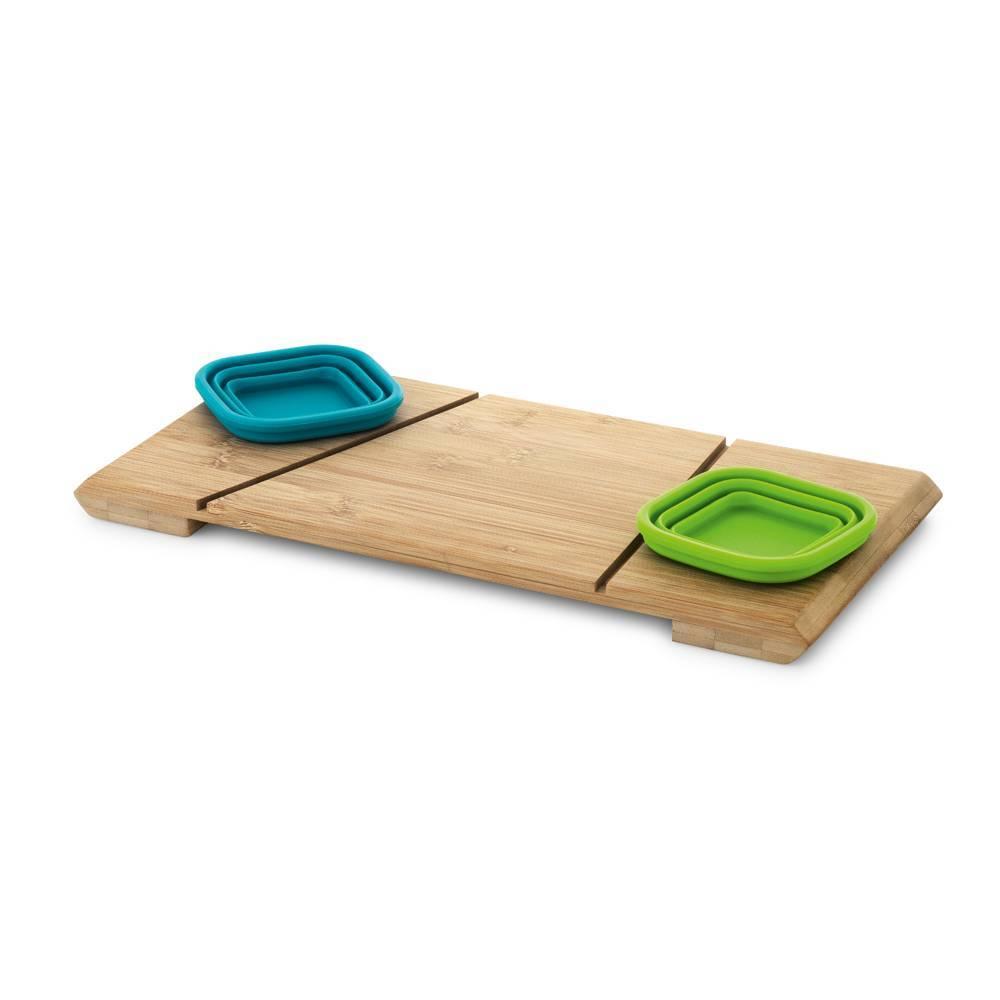 Base de mesa com 2 potes Paprika - Hygge Gifts - HYGGE GIFTS