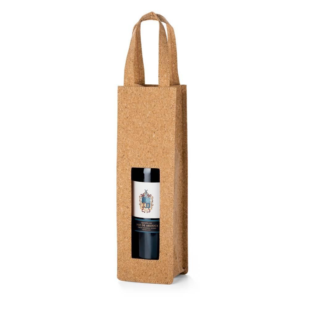 Sacola para 1 garrafa Borba - Hygge Gifts - HYGGE GIFTS