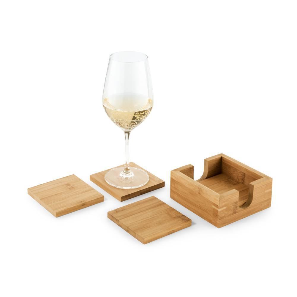 Kit de 4 porta copos Gauthier - Hygge Gifts - HYGGE GIFTS