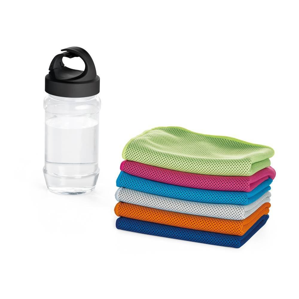 Kit toalha e garrafa Jules - Hygge Gifts - HYGGE GIFTS
