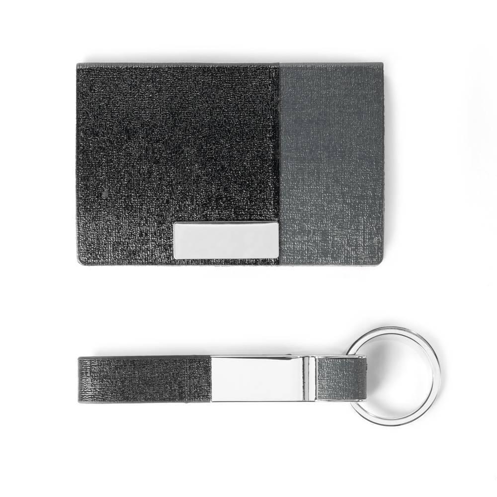 Kit porta cartões e chaveiro Travolta - Hygge Gifts - HYGGE GIFTS