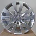 Jogo de rodas Peugeot 207 / 307 2011 aro 17X7 4x108 offset 25 Prata replica R12