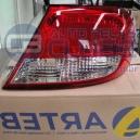 Lanterna Traseira VW Gol G5 09 em diante lado motorista Arteb NO 5U6945096F