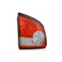 Lanterna Traseira Chevrolet Classic 10 acima tampa do porta malas lado motorista Arteb NO 94730090