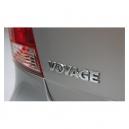 Lanterna Traseira VW Voyage 09/12 fume com retroneblina lado motorista Cibié