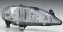 Farol Renault Megane 99-06 foco duplo lado carona Cibie