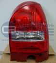 Lanterna traseira VW Gol G3 99-05 Re Cristal sem pintura na aba Lado Passageiro Cibie 600610