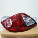Lanterna Traseira Chevrolet Celta 06 acima Lado carona Arteb