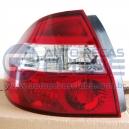 Lanterna Traseira Chevrolet Prisma 06-12 lado motorista Arteb