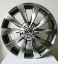 Jogo de rodas Krmai K23 aro 17X7 5X100 offset 40 Gloss