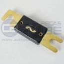 Fusivel faca ANL 150A banhado a ouro Technoise linha CZ