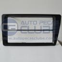 Frente Moldura de Painel Honda Civic antigo 01 a 05 2 Din