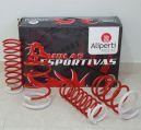 Molas Esportivas Fiat Siena 98/00 - Aliperti
