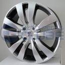 Jogo de rodas Peugeot 207 / 307 aro 17X7 4x108 offset 25 Gloss Replica R12