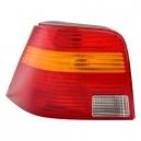 Lanterna Traseira VW Golf 98-07 tricolor lado motorista Cibié NO 1J6945111Q
