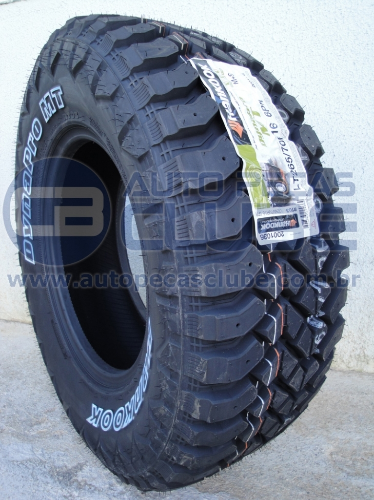 Pneu Hankook Mt Rt03 265/70 R16 110/107q