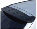 Aerofolio VW Gol GII / GIII / GIV 95/10 sem leds em Plastico Preto
