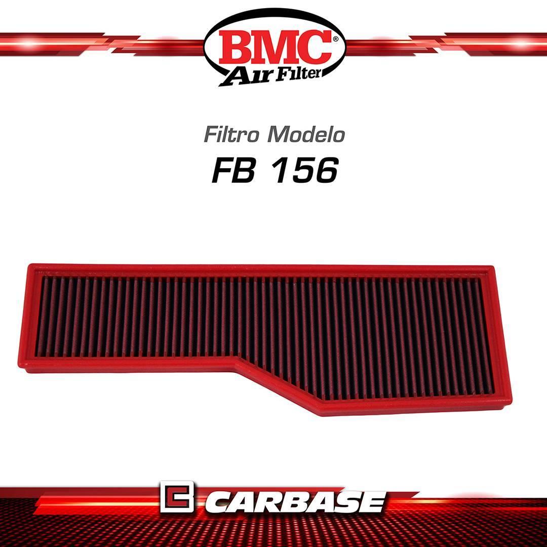 Filtro de ar esportivo BMC para automóvel - Porsche 911 (996/997) - código FB156/01 - Carbase Automotive Parts