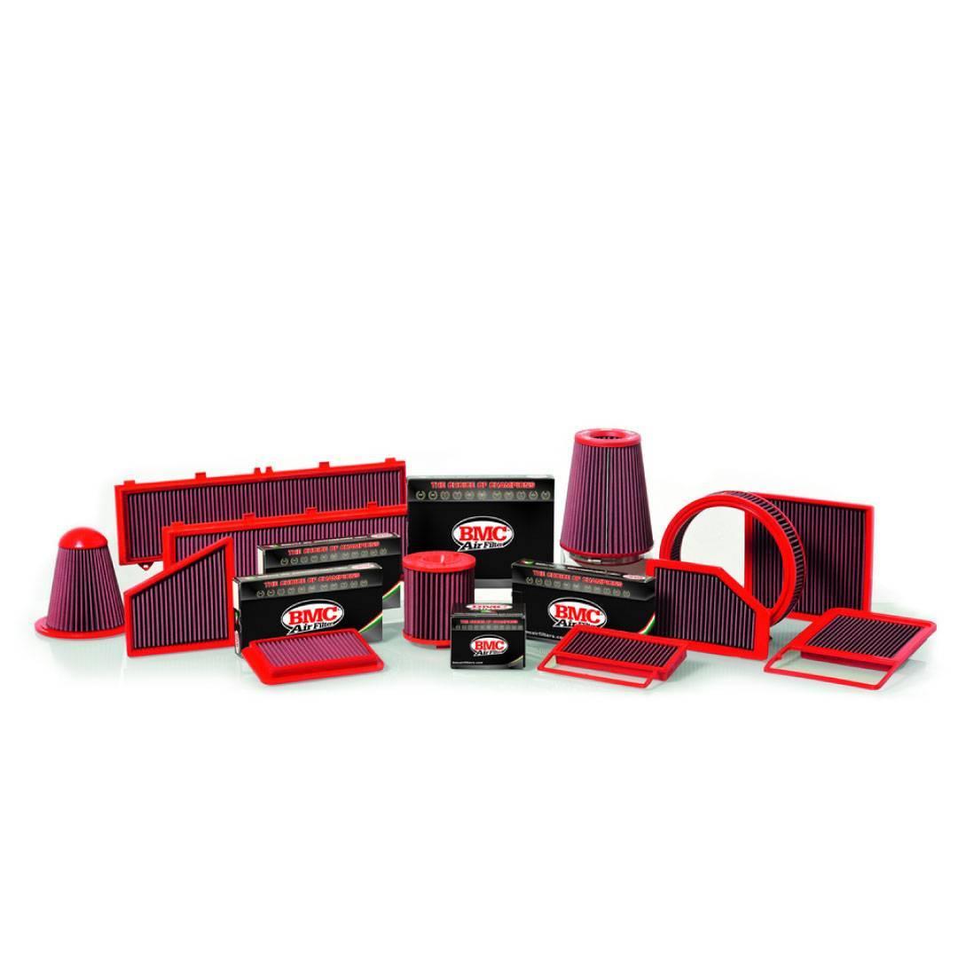 Filtro de ar esportivo BMC para automóvel - Mercedes CL/ Classe E/M/S/CLS/GL/GLS/GLE - FB224/01 - Carbase Automotive Parts