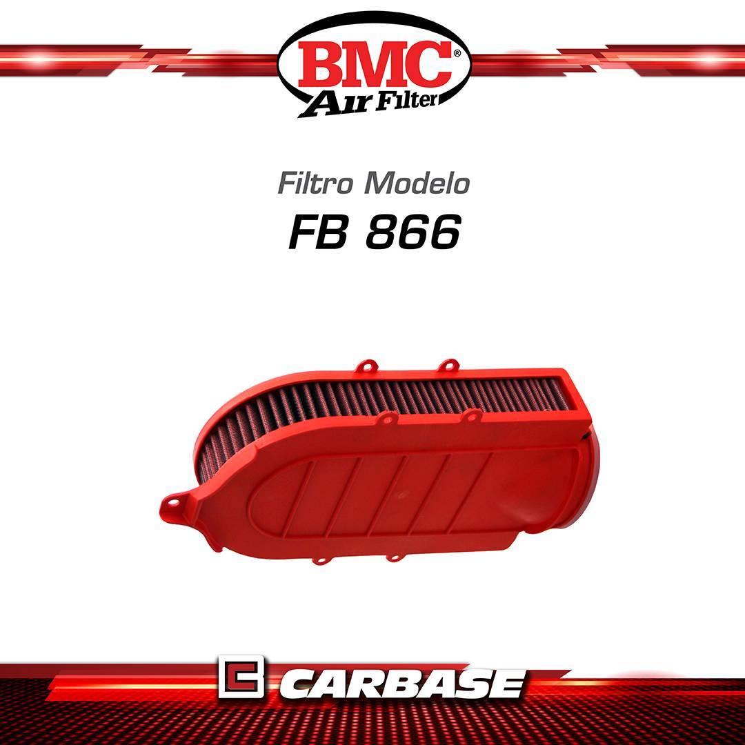 Filtro ar esportivo BMC para BMW X5 (F15, F85) M / X6 (F16, F86) M - FB866/04 - Carbase Automotive Parts