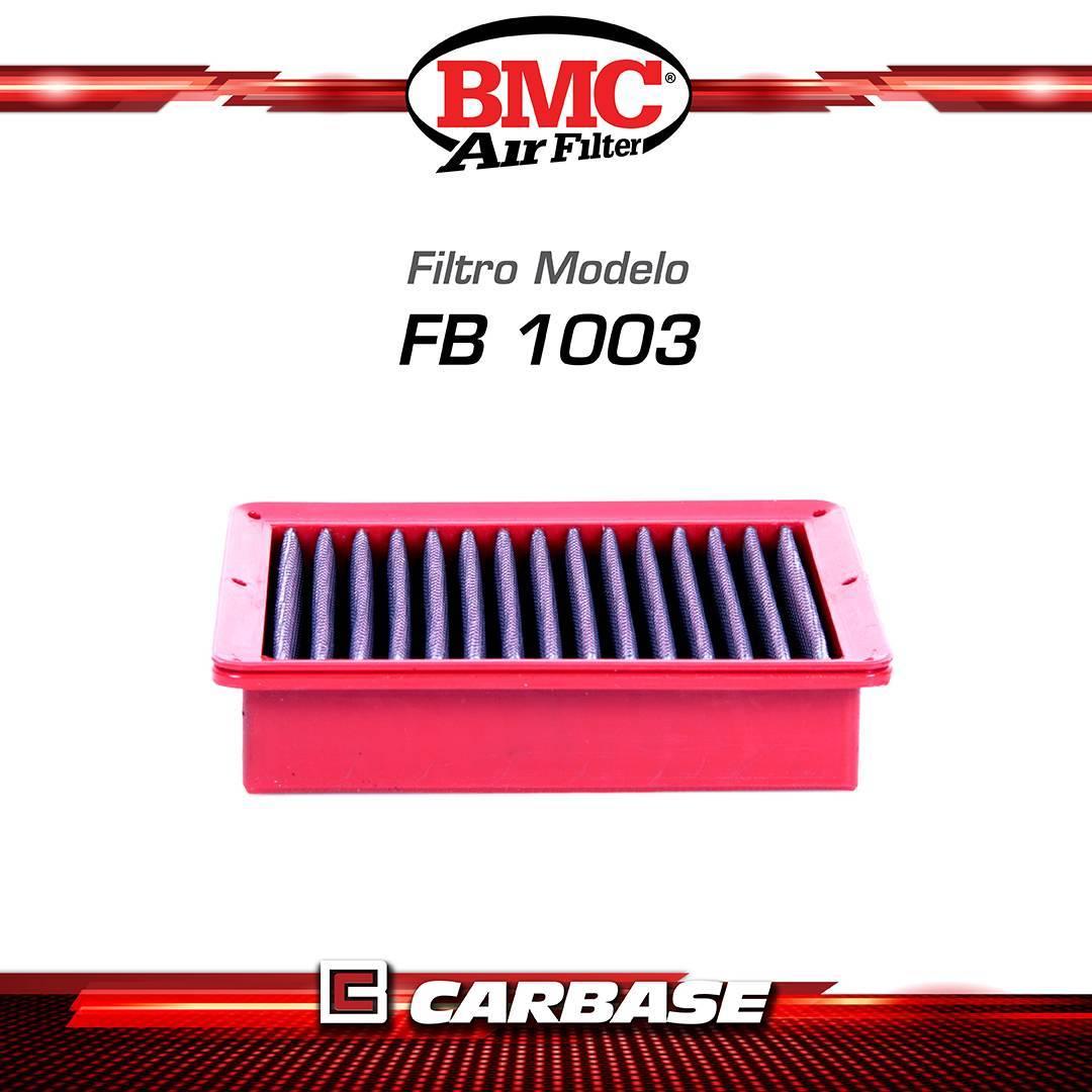 Filtro de ar esportivo BMC para automóvel - Suzuki Jimny (90 > 07) - código FB01003/01 - Carbase Automotive Parts