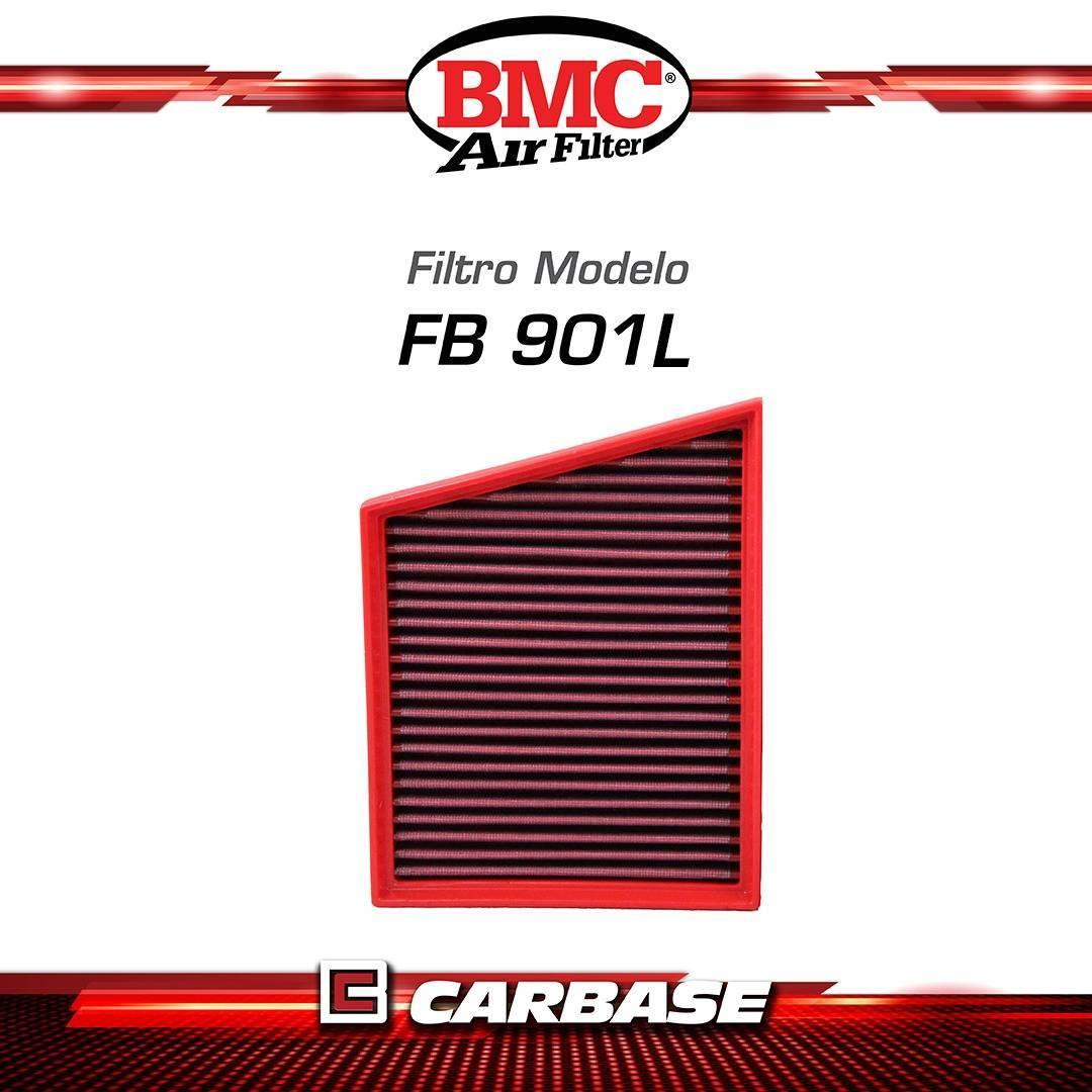 Filtro ar esportivo BMC para F-pace (X761) XE(X760) XF(260)/ Velar(L560)/Range Rover Sport FB901/20L - Carbase Automotive Parts