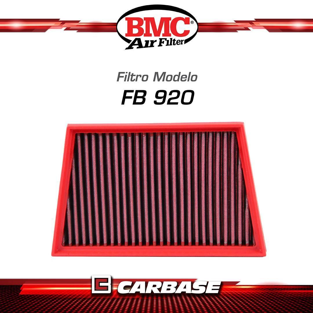 Filtro ar esportivo BMC para Land Rover Evoque (L538 / L551)  FB920/20 - Carbase Automotive Parts