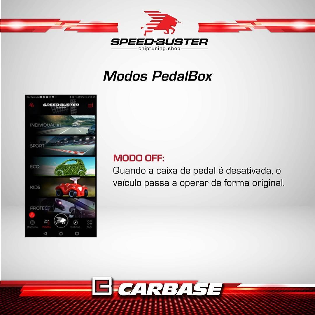 Pedalbox para Audi 2020/2021 (sinal digital) - 118002 - Carbase Automotive Parts