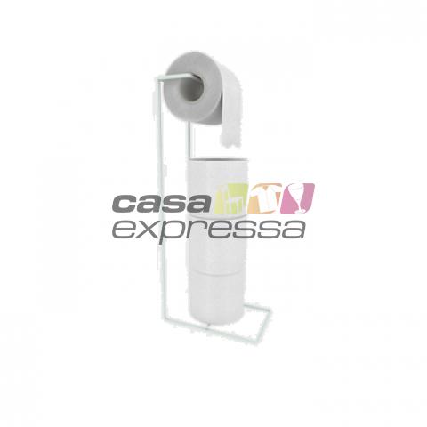 Suporte Para Papel Higiênico - 3 Unidades - CASA EXPRESSA
