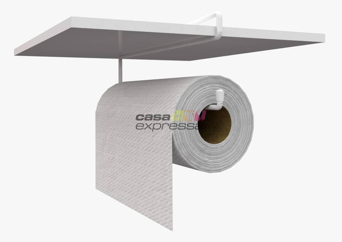 Suporte Para Papel Toalha - 2 Unidades - CASA EXPRESSA