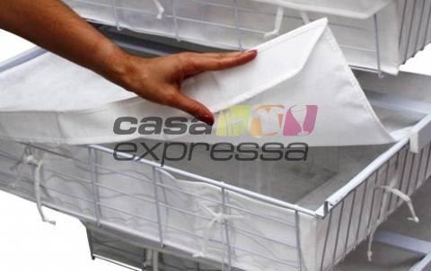 Capa para gavetas - CASA EXPRESSA