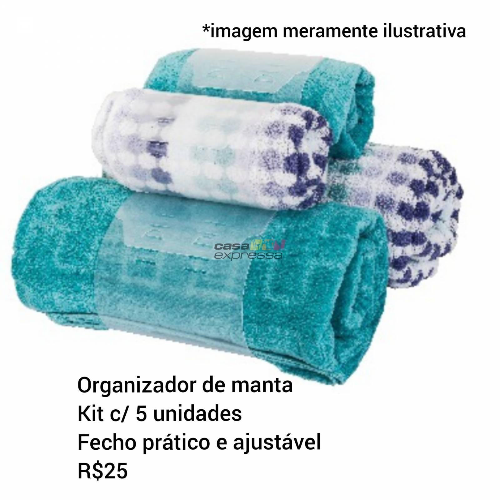 Organizador de Manta - CASA EXPRESSA
