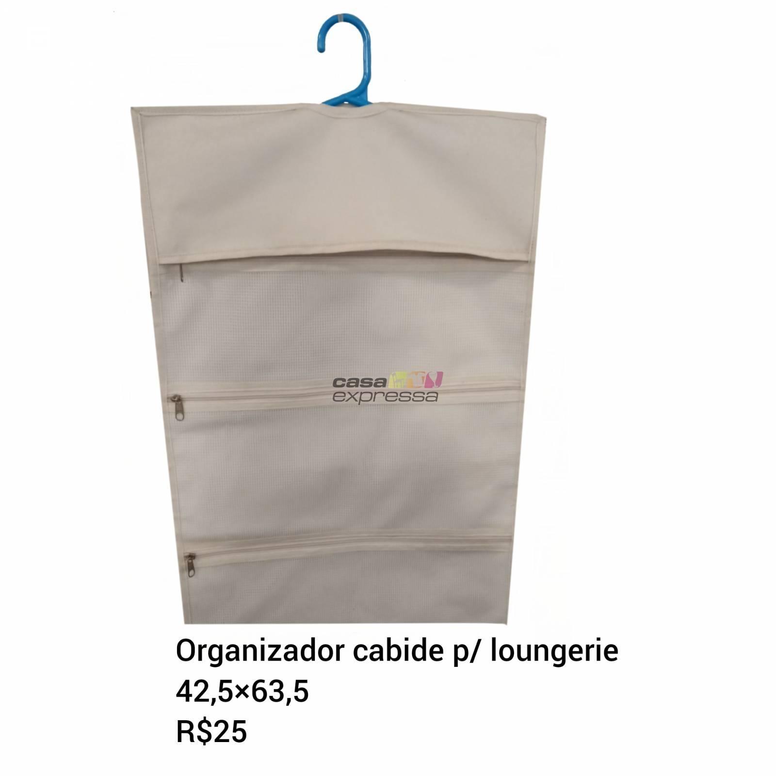 Organizador cabide para Loungerie - CASA EXPRESSA