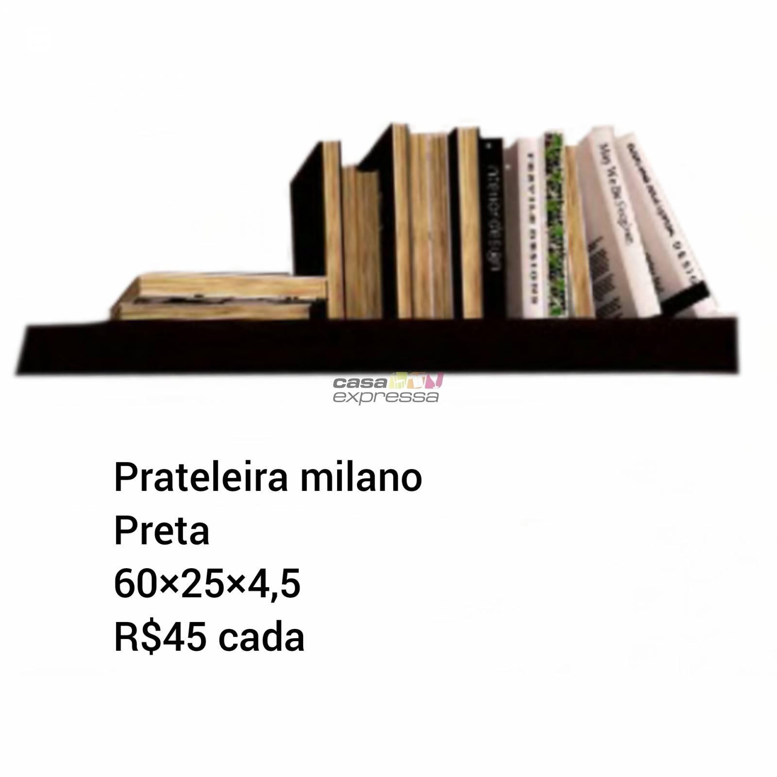 Prateleira Milano - CASA EXPRESSA