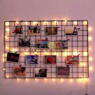 Tela aramada preto - Memory board - 60x80