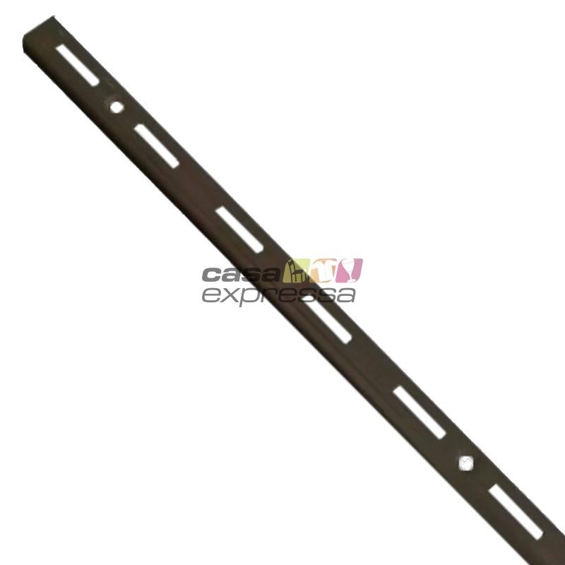 Módulo de Closet C60C Sapateiras - Smart Black - CASA EXPRESSA