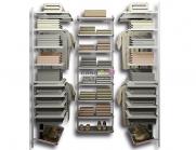 Closet Aramado em U CLU01   1,30m x 1,80m x 1,30m