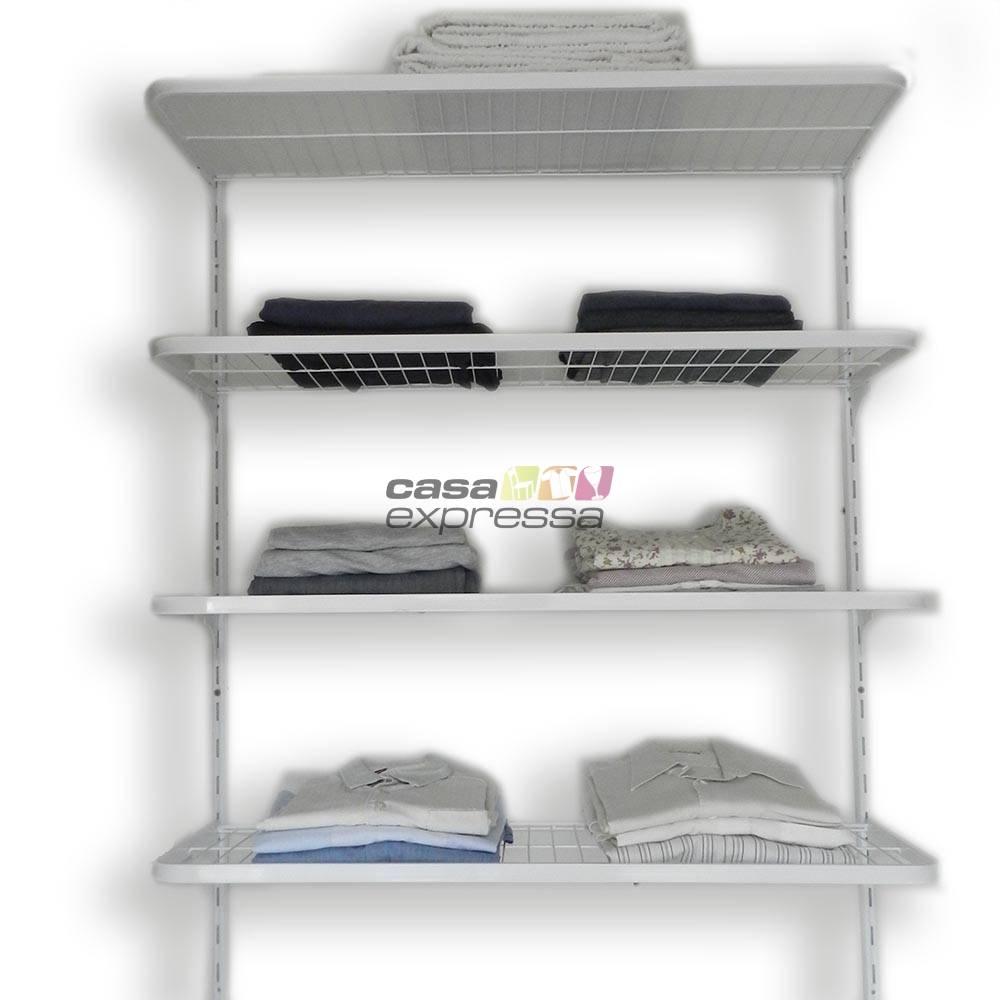 Arara Closet Kit - ZK02C - 90x100cm
