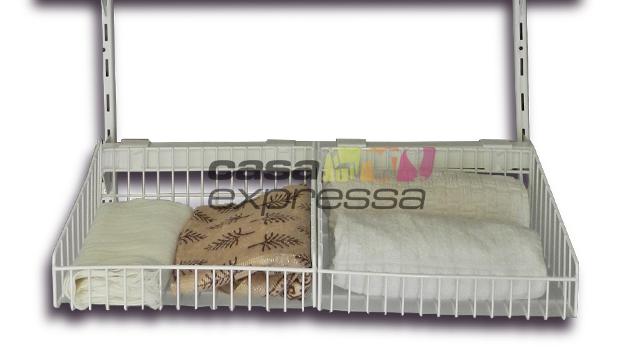 Arara Closet Kit - ZK04C - 60x100cm - CASA EXPRESSA