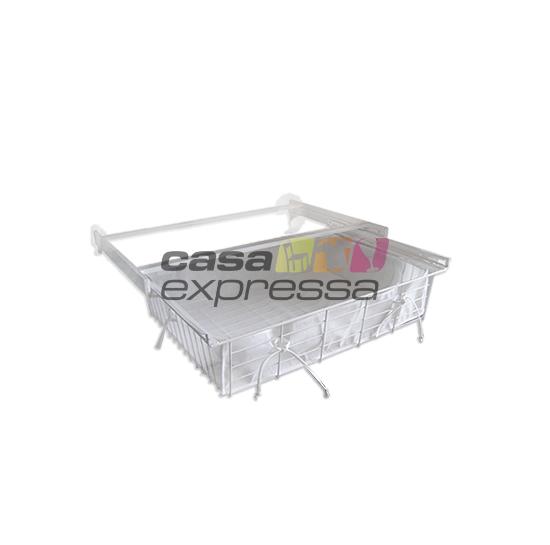 Closet Aramado em L CLL16 - 1,30m x 2,20m - CASA EXPRESSA