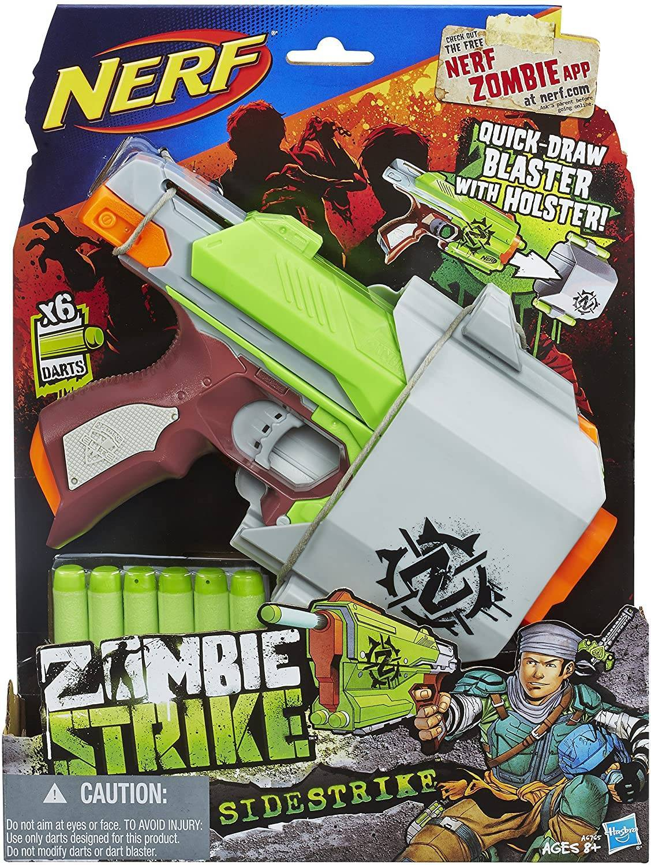 Nerf Zombie Sidestrike Hasbro Brinkedo Legal