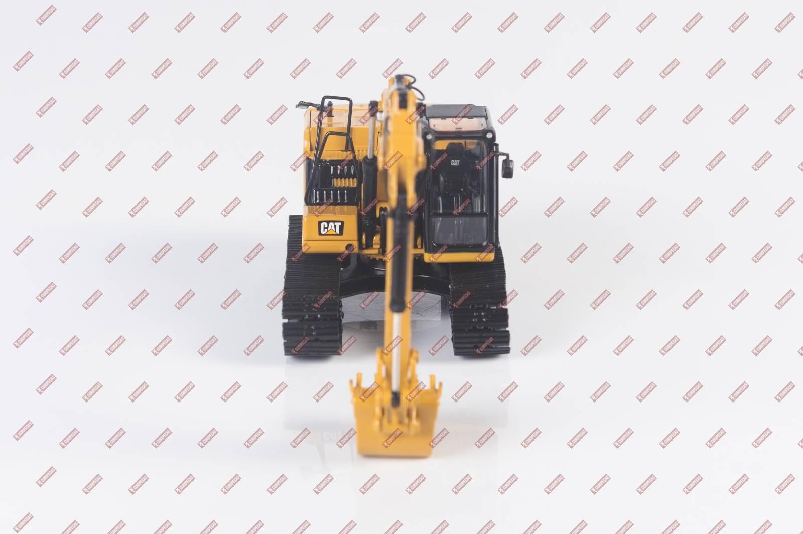 Miniatura Escavadeira Hidráulica 320 Caterpillar Cód 85569 - CURIPEÇAS