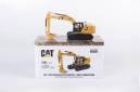 Miniatura Escavadeira Hidráulica 320 Caterpillar Cód 85569