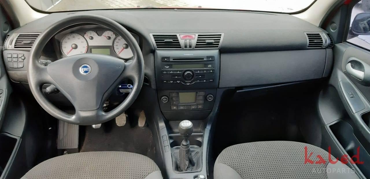 Fiat Stilo Sporting 1.8 8v 2008 sucata venda de peças - Kaled Auto Parts