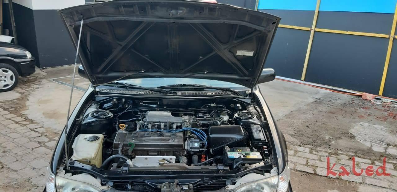 Toyota Corolla XEi 1.8 16v 2000 sucata venda de peças - Kaled Auto Parts