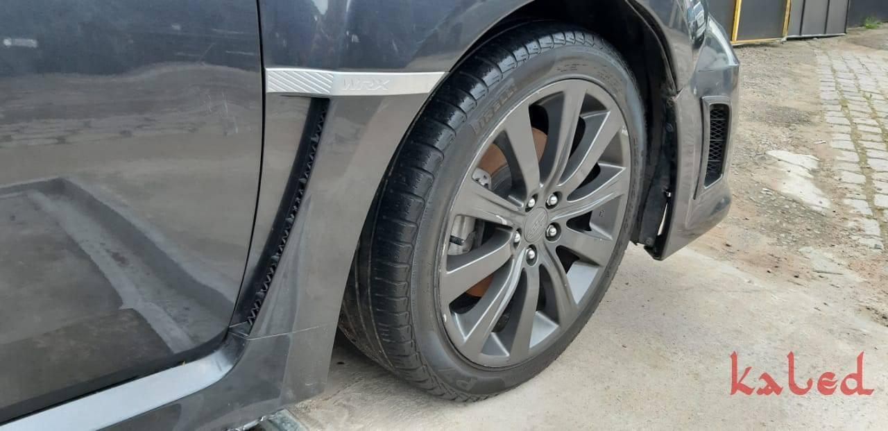 Subaru Impreza WRX 2011 4x4 270cv sucata para venda de peças - Kaled Auto Parts