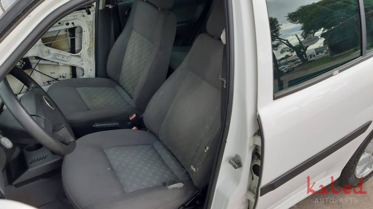 Jogo de bancos VW Gol G3 4 portas - Kaled Auto Parts