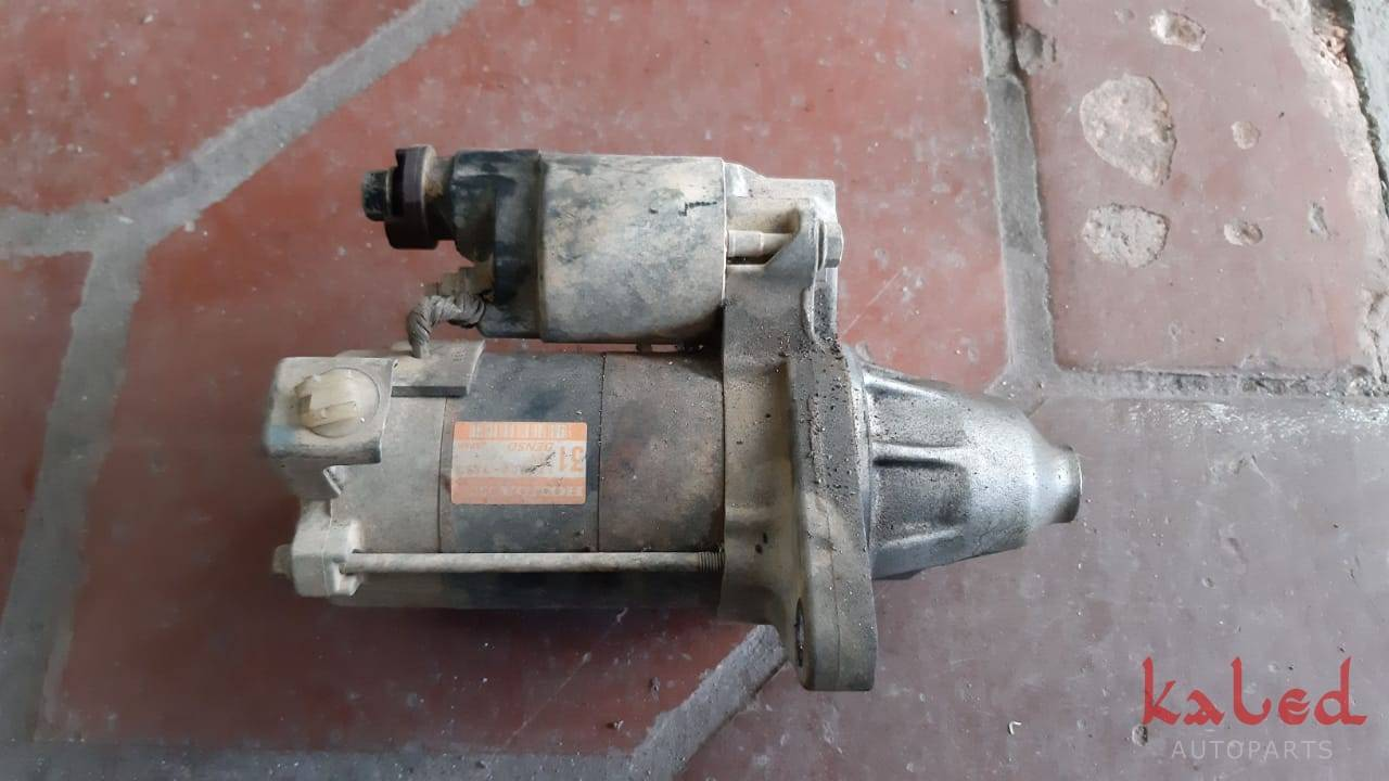 Motor de arranque Honda Civic 2001 a 2006 automático - Kaled Auto Parts